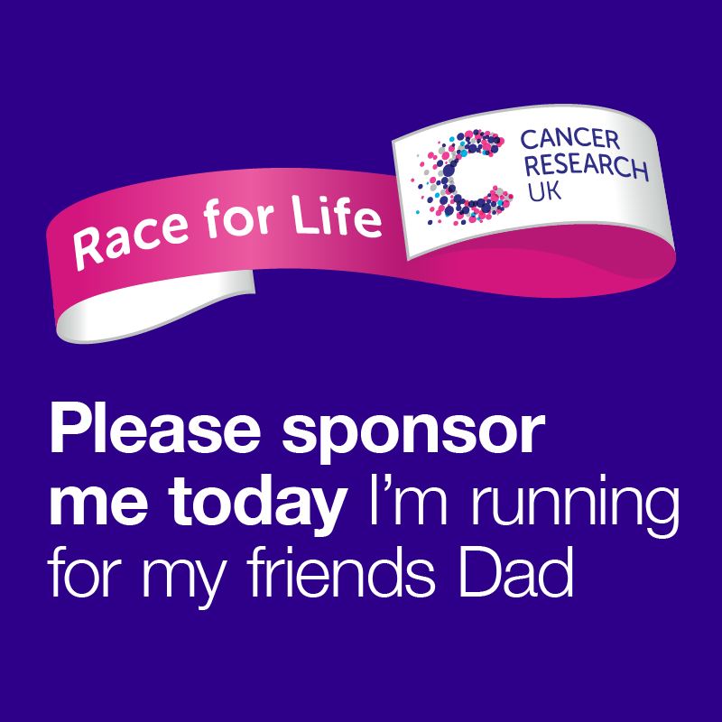 Cancer Research - Sponsorship Hindle Campbell